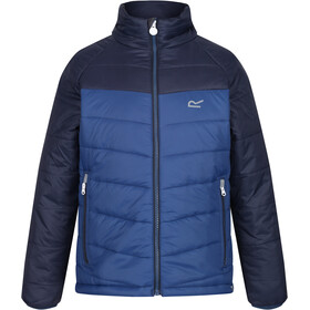Regatta Freezeway Jacke Jungs prussian/navy